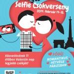 Országos Selfie-Csókverseny